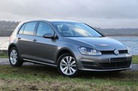 2013 VOLKSWAGEN GOLF 1.6 SE TDI BLUEMOTION TECHNOLOGY DSG 5d AUTO 103 BHP £8445.00