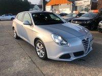 USED 2014 14 ALFA ROMEO GIULIETTA 1.6 JTDM-2 PROGRESSION 5d 105 BHP