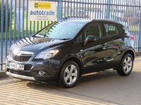 USED 2015 65 VAUXHALL MOKKA 1.6 TECH LINE CDTI ECOFLEX S/S 5d 134 BHP Finance arranged Part exchange available Open 7 days