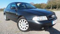 1999 AUDI A4 2.4 SE 4d AUTO 165 BHP £950.00