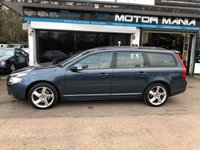 USED 2008 57 VOLVO V70 2.4 D5 SE SPORT 5d AUTO 183 BHP FULL SERVICE HISTORY, LOW MILES