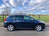 2012 PEUGEOT 3008 1.6 ALLURE E-HDI FAP 5d AUTO 112 BHP £5995.00
