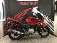 2012 HONDA CBF125  CBF 125 M-B £1690.00