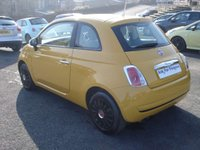 USED 2013 13 FIAT 500 1.2 COLOUR THERAPY 3d 69 BHP ROAD TAX ONLY £30 A YEAR