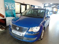 USED 2008 58 VOLKSWAGEN TOURAN 1.9 S 5d 89 BHP Three owners, full service history- nine stamps, February 2020 Mot. Finished in Indien Blue with Grey cloth. This is the seven seat model !!