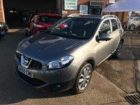 2012 NISSAN QASHQAI 1.6 TEKNA 5d AUTO 117 BHP £10999.00