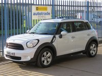 USED 2016 65 MINI COUNTRYMAN 1.6 COOPER D 5d 112 BHP Fantastic Economy & Air Conditioning