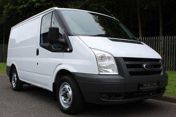 2010 FORD TRANSIT 2.2 260 LR 1d 85 BHP £3750.00