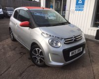 USED 2015 15 CITROEN C1 1.2 PURETECH AIRSCAPE FLAIR 3d 82 BHP