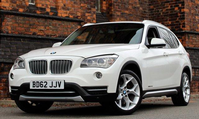 2012 62 BMW X1 2.0 XDRIVE20D XLINE 5d AUTO 181 BHP