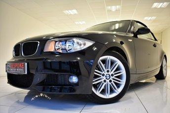 2009 BMW 1 SERIES 120I M SPORT CONVERTIBLE £7250.00