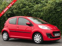 USED 2014 63 PEUGEOT 107 1.0 ACTIVE 5d 68 BHP