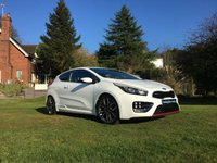 2015 KIA PRO CEED 1.6 PRO CEED GT TECH 3d 201 BHP £12950.00