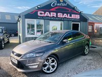 2013 FORD MONDEO 2.0 TITANIUM X SPORT TDCI 5d AUTO 161 BHP £5995.00