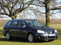2008 VOLKSWAGEN GOLF 2.0 SE TDI DSG DPF 5d AUTO 138 BHP £3990.00