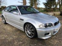 2002 BMW M3 3.2 M3 2d 338 BHP £9795.00