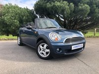 2010 MINI CONVERTIBLE 1.6 ONE 2d £4495.00