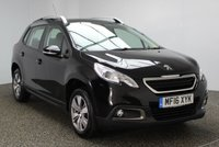 USED 2016 16 PEUGEOT 2008 1.2 PURE TECH ACTIVE 5DR 82 BHP £30 ROAD TAX 1 OWNER FULL SERVICE HISTORY + £30 12 MONTHS ROAD TAX + BLUETOOTH + CRUISE CONTROL + MULTI FUNCTION WHEEL + DAB RADIO + AIR CONDITIONING + RADIO/CD/AUX/USB + ELECTRIC WINDOWS + 16 INCH ALLOY WHEELS