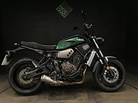 2016 YAMAHA XSR700 ABS. 2016. 1 OWNER. FSH. 5702 MILES. RECENT SERVICE. £4750.00