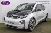 2016 BMW I3 0.6 I3 RANGE EXTENDER 5d AUTO 168 BHP £16795.00