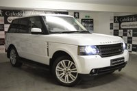 USED 2012 12 LAND ROVER RANGE ROVER 4.4 TDV8 VOGUE 5d 313 BHP 2 FORMER KEEPERS with SERVICE HISTORY & 12 MONTHS MOT