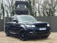 USED 2015 15 LAND ROVER RANGE ROVER SPORT 3.0 SDV6 HSE 5dr AUTO 1 Year Parts & Labour Warranty