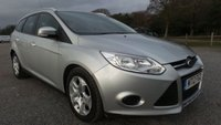 2012 FORD FOCUS 1.6 EDGE TDCI 95 5d 94 BHP £3500.00
