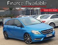 2013 MERCEDES-BENZ B CLASS 1.5 B180 CDI BLUEEFFICIENCY SPORT 5d 109 BHP £10275.00