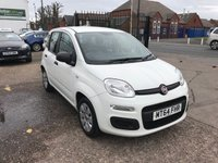 USED 2014 64 FIAT PANDA 1.2 POP 5d 69 BHP £30 PER YEAR ROAD TAX-FULL SERVICE HISTORY-1 FORMER KEEPER