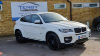 USED 2010 BMW X6 3.0 XDRIVE35D 4d AUTO 282 BHP