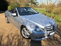 USED 2010 60 MERCEDES-BENZ E 220 2.1 E220 CDI BLUEEFFICIENCY SE 2d 170 BHP
