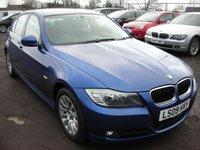 2009 BMW 3 SERIES 2.0 320D ES 4d 175 BHP £SOLD