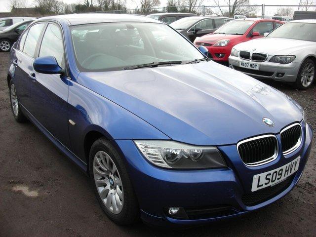 2009 09 BMW 3 SERIES 2.0 320D ES 4d 175 BHP