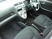 USED 2003 03 HONDA CIVIC 1.6 IMAGINE SE 5d AUTO 109 BHP 1 Previous owner - Automatic