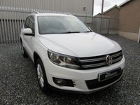 2015 VOLKSWAGEN TIGUAN 2.0 MATCH TDI BLUEMOTION TECHNOLOGY 4MOTION 5d 148 BHP £SOLD