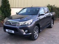 2019 TOYOTA HI-LUX Invincible 2.4 D4D  £SOLD
