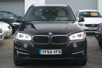 USED 2014 64 BMW X5 2.0 XDRIVE25D SE Massive Options List Panoramic Roof Sport Leather