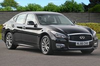 USED 2016 66 INFINITI Q70 2.1 PREMIUM D 4d AUTO NAV Cooled Seats  Heated / Cooled Leather Surround View