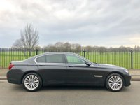 2015 BMW 7 SERIES 3.0 730D SE EXCLUSIVE 4d AUTO 255 BHP £18995.00