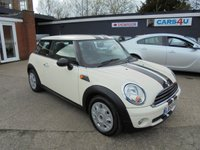 2009 MINI HATCH FIRST 1.4 FIRST 3d 75 BHP £3690.00