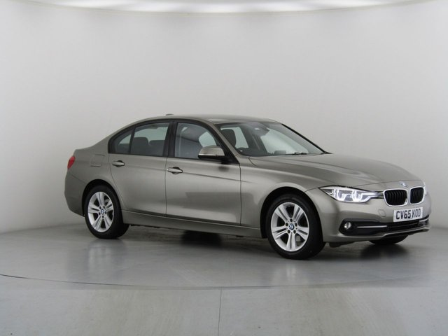 View our 2015 65 BMW 3 SERIES 2.0 320D SPORT 4d 188 BHP