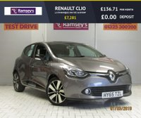 USED 2015 65 RENAULT CLIO 1.5 DYNAMIQUE S NAV DCI 5d 89 BHP