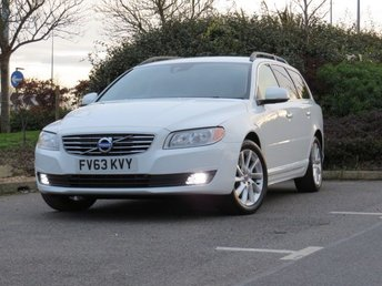 2013 VOLVO V70 2.0 D3 BUSINESS EDITION 5d 134 BHP £8999.00