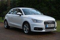 2015 AUDI A1 1.6 TDI SPORT 3d AUTO 114 BHP £11000.00
