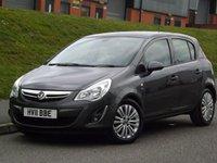2011 VAUXHALL CORSA 1.4 SE 5d 98 BHP £3900.00