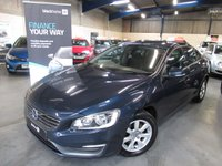 USED 2013 63 VOLVO S60 2.0 D3 BUSINESS EDITION 4d 134 BHP