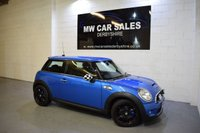 2007 MINI HATCH COOPER 1.6 COOPER S 3d 172 BHP £3995.00
