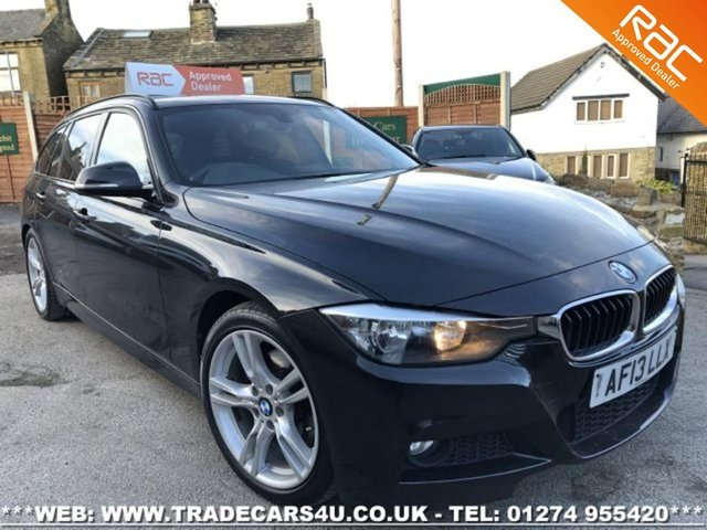 2013 13 BMW 3 SERIES 320d S/S TOURING M SPORT DIESEL ESTATE 6 SPEED MANUAL