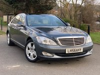 2007 MERCEDES-BENZ S CLASS 3.0 S320 L CDI 4d AUTO - LIMOUSINE WITH OVER 10K OF EXTRAS £11950.00