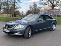USED 2007 56 MERCEDES-BENZ S CLASS 3.0 S320 L CDI 4d AUTO - LIMOUSINE WITH OVER 10K OF EXTRAS